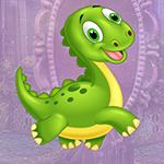 G4K Cute Dinosaur Escape