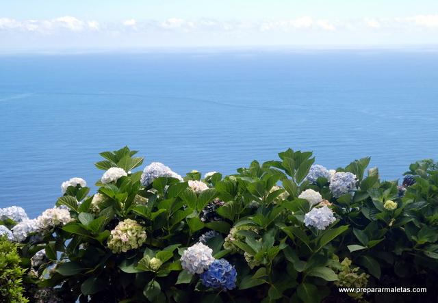 ruta en coche Este de Sao Miguel, islas Azores
