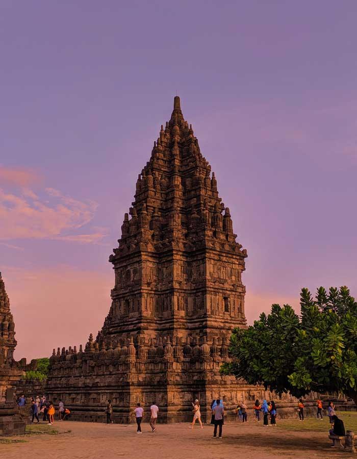 Fasilitas Wisata di Prambanan Temple Yogyakarta