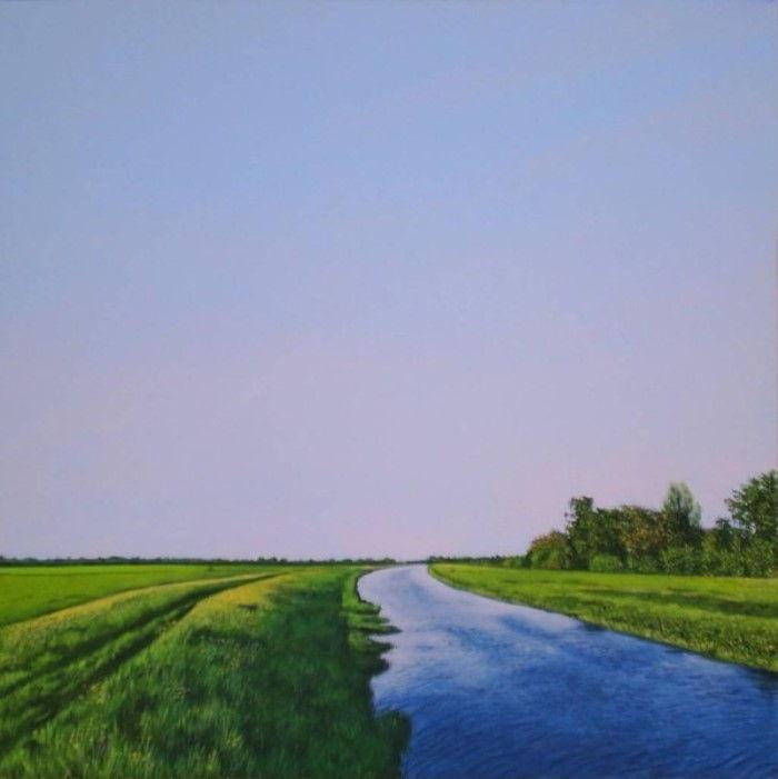Британский художник. Christopher Witchall