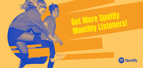 Fast Way To Boost Spotify Monthly Listeners