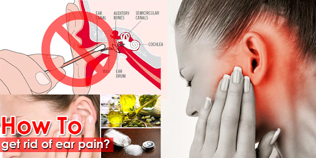 How Get An Quick And Istant Relief From Ear Pain, Check Out Home Remedies