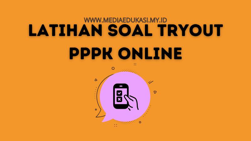 Soal Tryout PPPK Online