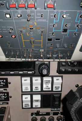 types of aircraft electrical swithes