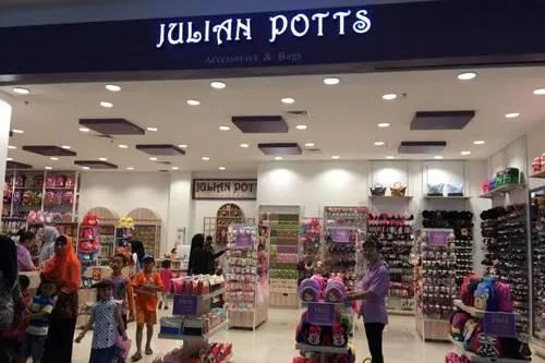 Lowongan Kerja Kepala Toko Julian Potts, Mall Gaia Bumi Raya City Pontianak