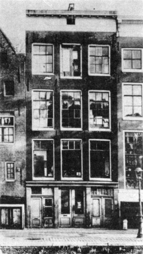 O Diário de Anne Frank e como o estatismo cria monstruosidades