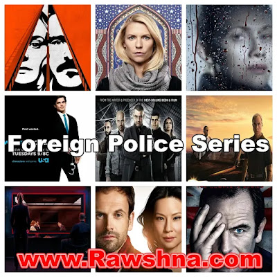افضل مسلسلات اجنبية بوليسية على الاطلاق