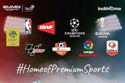 Liga Champions dan UEL 2019 2020 di usee tv
