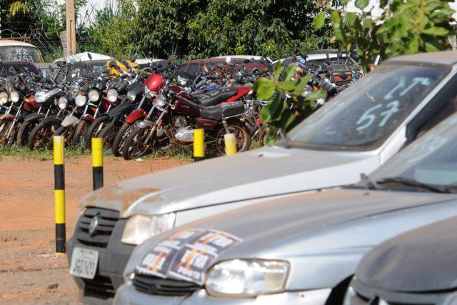 Detran-PB promove leilões de veículos na modalidade online