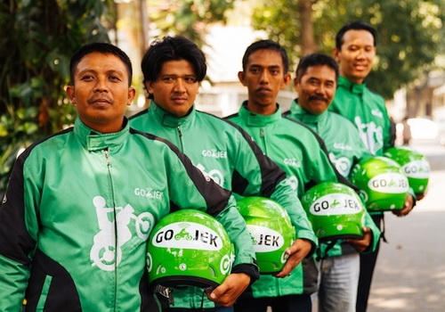 Tinuku Go-Jek rumored get fresh $1.2 billion by JD.com