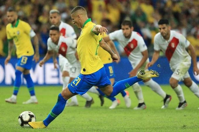 مشاهدة مباراة البرازيل و بيرو بث مباشر