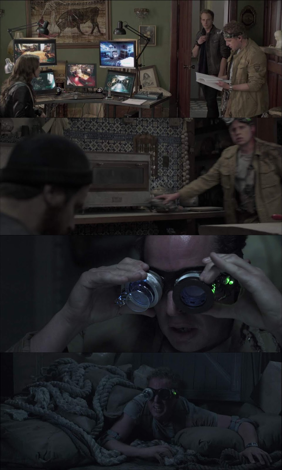 Deadtectives (2018) HD 1080p Latino