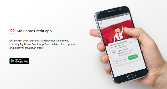 The My Home Credit App