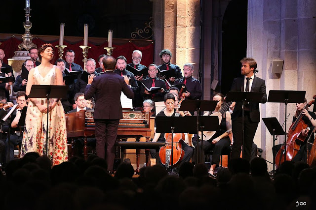 Lully: Isis - Christophe Rousset & Les Talens Lyriques in Beaune