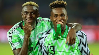 'I Know Osimhen Better Than Chukwueze', Siasia Rates The Better Of Them