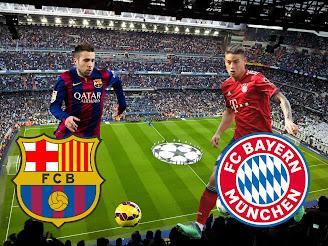 Prediksi Barcelona vs Bayern Munich Akurat QQBombola88