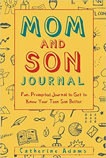 journal book for teen boys
