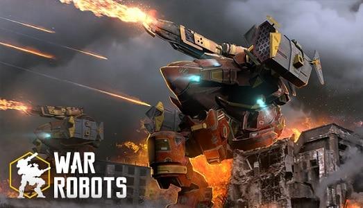 War Robot Mod APK Download