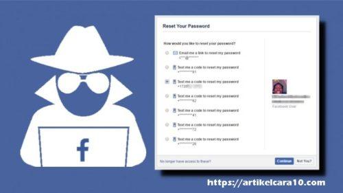 Cara Hack Facebook dengan Aplikasi Wajah Geek