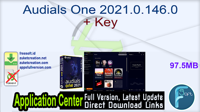Audials One 2021.0.146.0 + Key