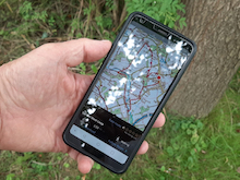 Navigation apps by Hertfordshire Walker
