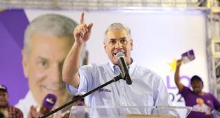 Gonzalo Castillo promete que hará realidad el desarrollo de Pedernales