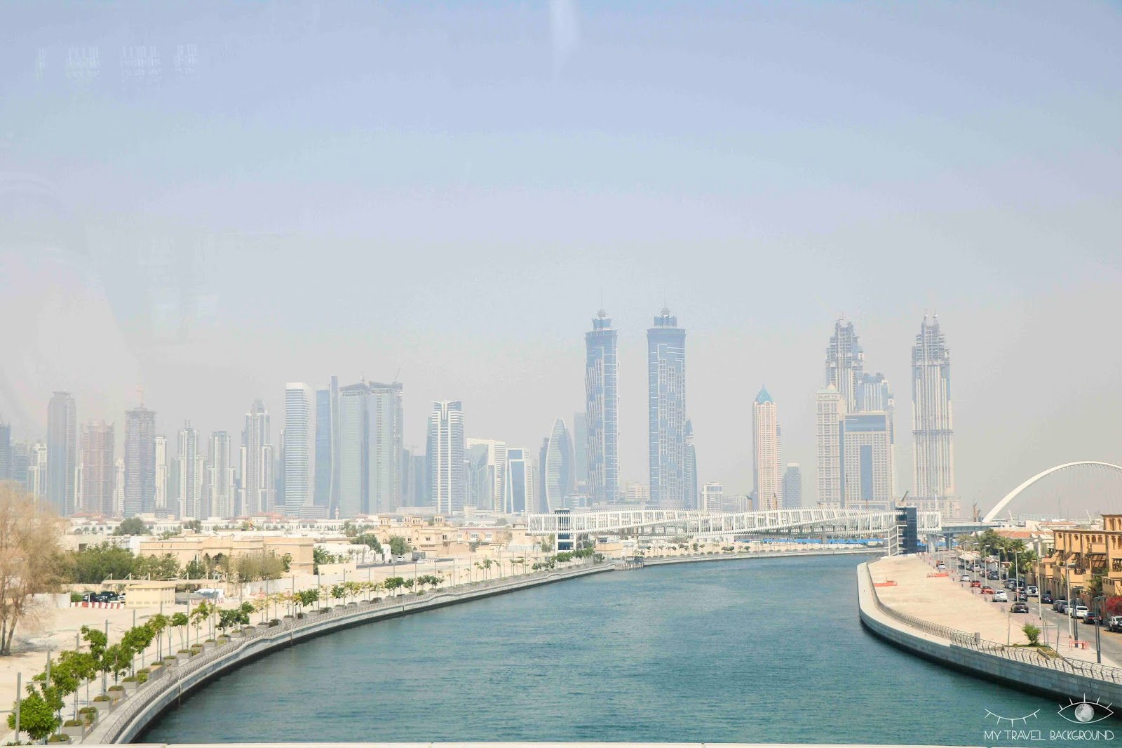 My Travel Background : Escale à Dubaï, que visiter en 3 jours ? - Vue sur Dubaï