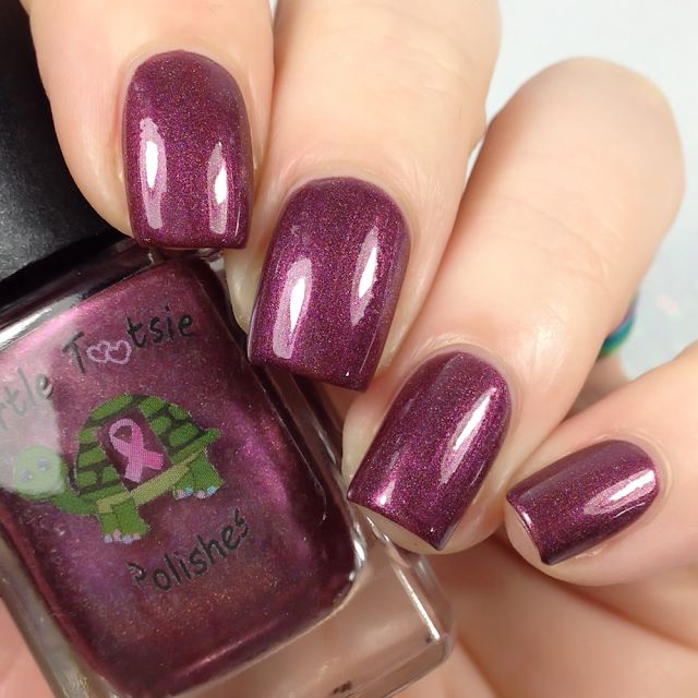 Turtle Tootsie Polishes-Fight For Your Life