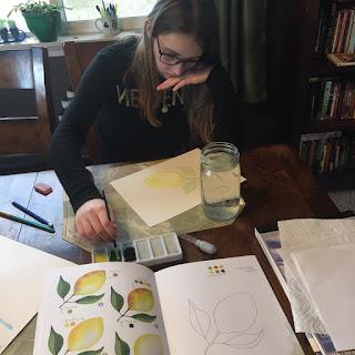 watercolor9b - Freeform Friday: Watercolor the Easy Way - Sara Berrenson + A GIVEAWAY