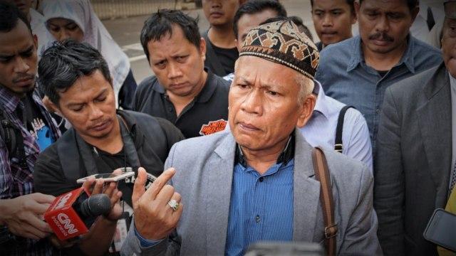 Habib Bahar Kembali Ditahan, Damai Hari Lubis: Masyarakat Bisa Lihat Sikap Suka-suka Penguasa