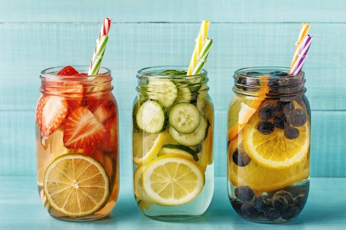 A legerősebb fogyókúrás vizek 2 hozzávalóból: támogatják a zsírégetést, és energetizálnak