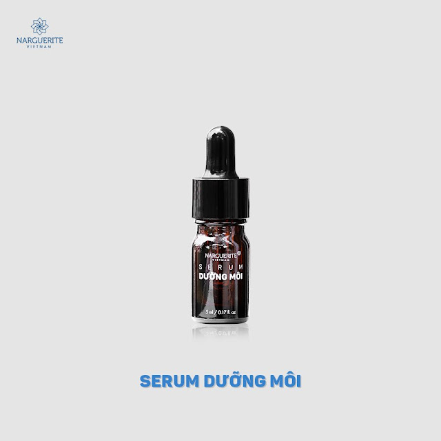 serum dưỡng trị thâm môi