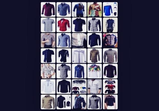 Men Shirt Design