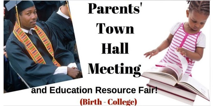 Every Student Succeeds: Parents Town Hall Meeting & Resource Fair (Birth to College)
