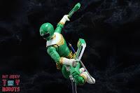 Power Rangers Lightning Collection Zeo Green Ranger 36