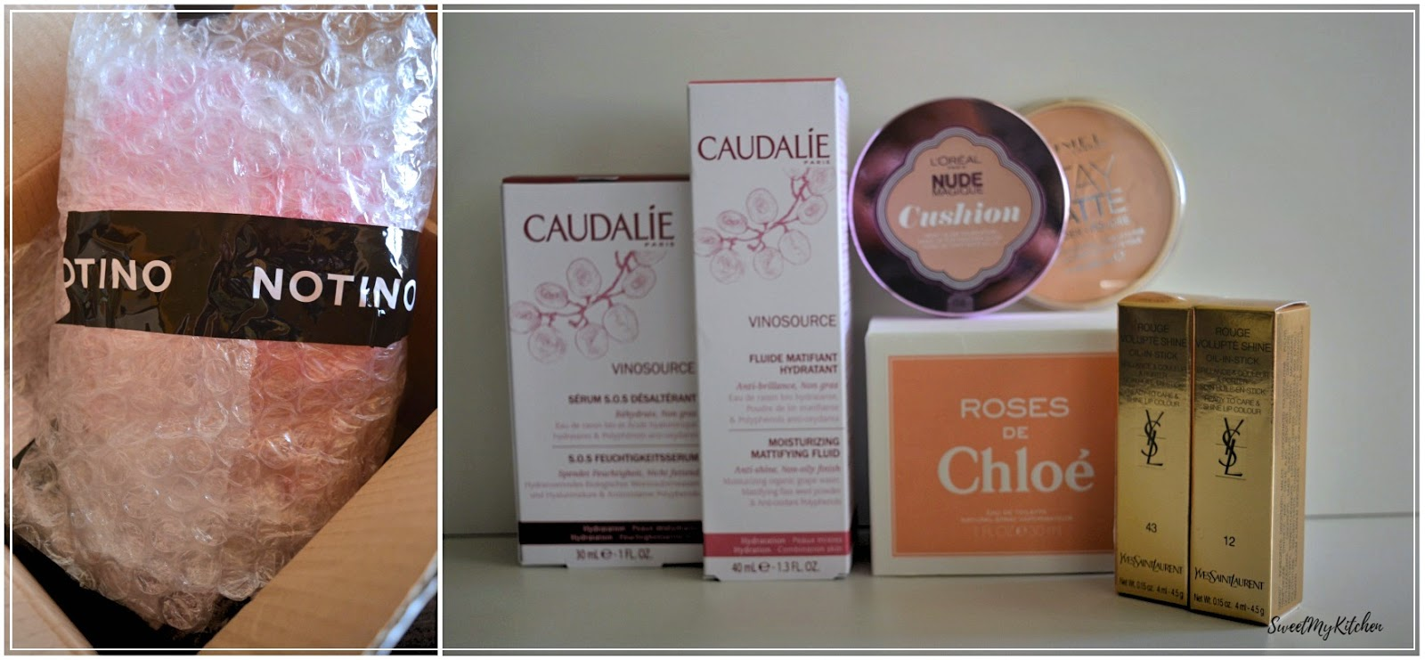 Beauty products Cosmetics