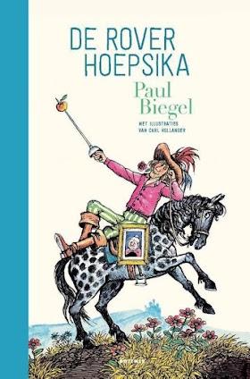 De rover Hoepsika - Paul Biegel