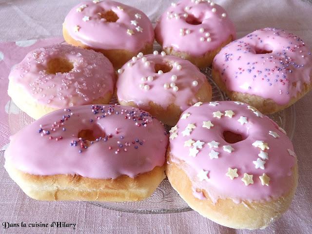 Donuts au four légers et moelleux