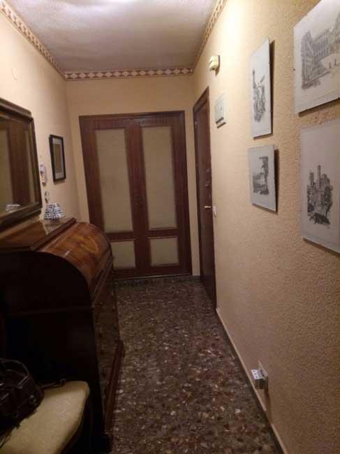 piso en venta calle tarragona castellon pasillo