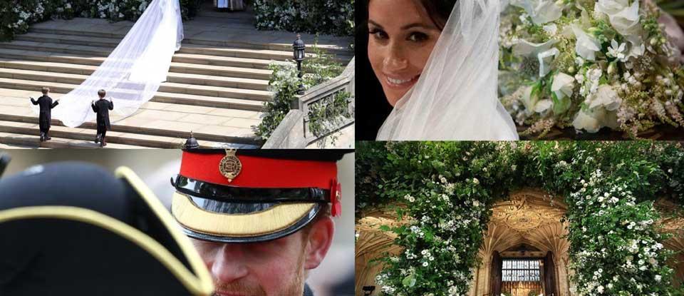 Il matrimonio di Harry e Meghan, nel Castello di Windsor