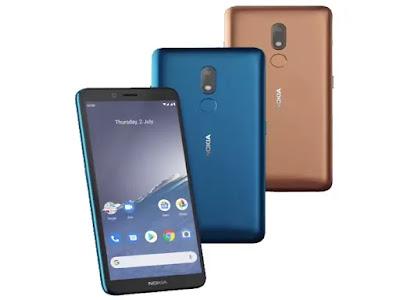 Ponsel Nokia C3