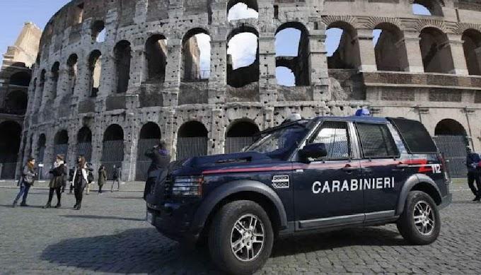 Blitz antidroga a Roma, misure cautelari anche per 3 minori