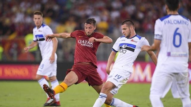 مشاهدة مباراة روما وأتلانتا بث مباشر