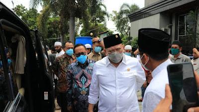Ketua DPD RI Nilai Kabupaten Agam Layak Jadi Sentra Tanaman Biofarmaka
