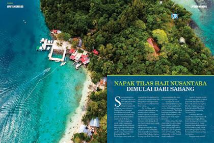 Mengunjungi Bekas Karantina Haji di Pulau Rubiah Sabang Aceh