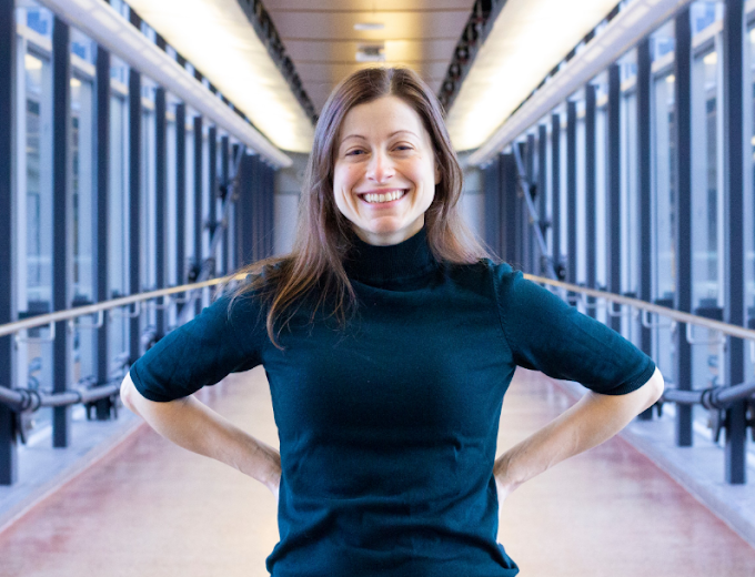 U of A neuroscientist Maria Ioannou newest recipients Sloan Research Fellowship