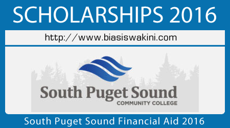South Puget Sound Community College Financial Aid 2016