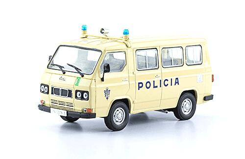 Avia 1250 1981 Policía Nacional 1/43 vehículos de reparto y servicio salvat