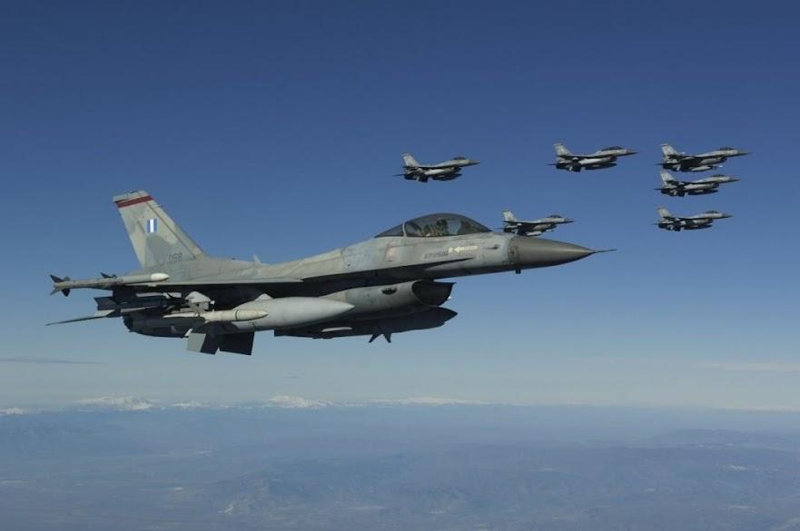 Αναβλήθηκε η συζήτηση για την αναβάθμιση των F-16C/-D Block 50