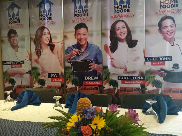homefoodie cooking show